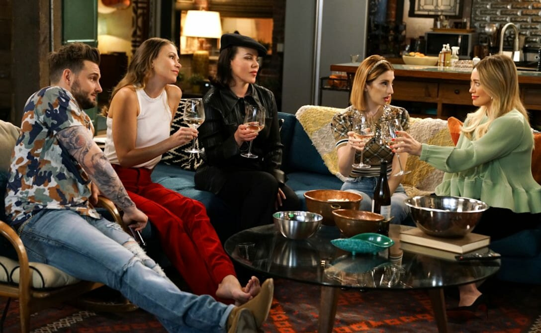 Younger — s07e08 — The Baroness