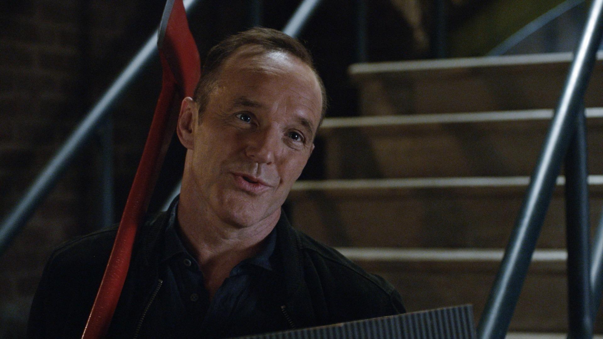 Marvel's Agents of S.H.I.E.L.D.: Slingshot — s01e01 — Vendetta