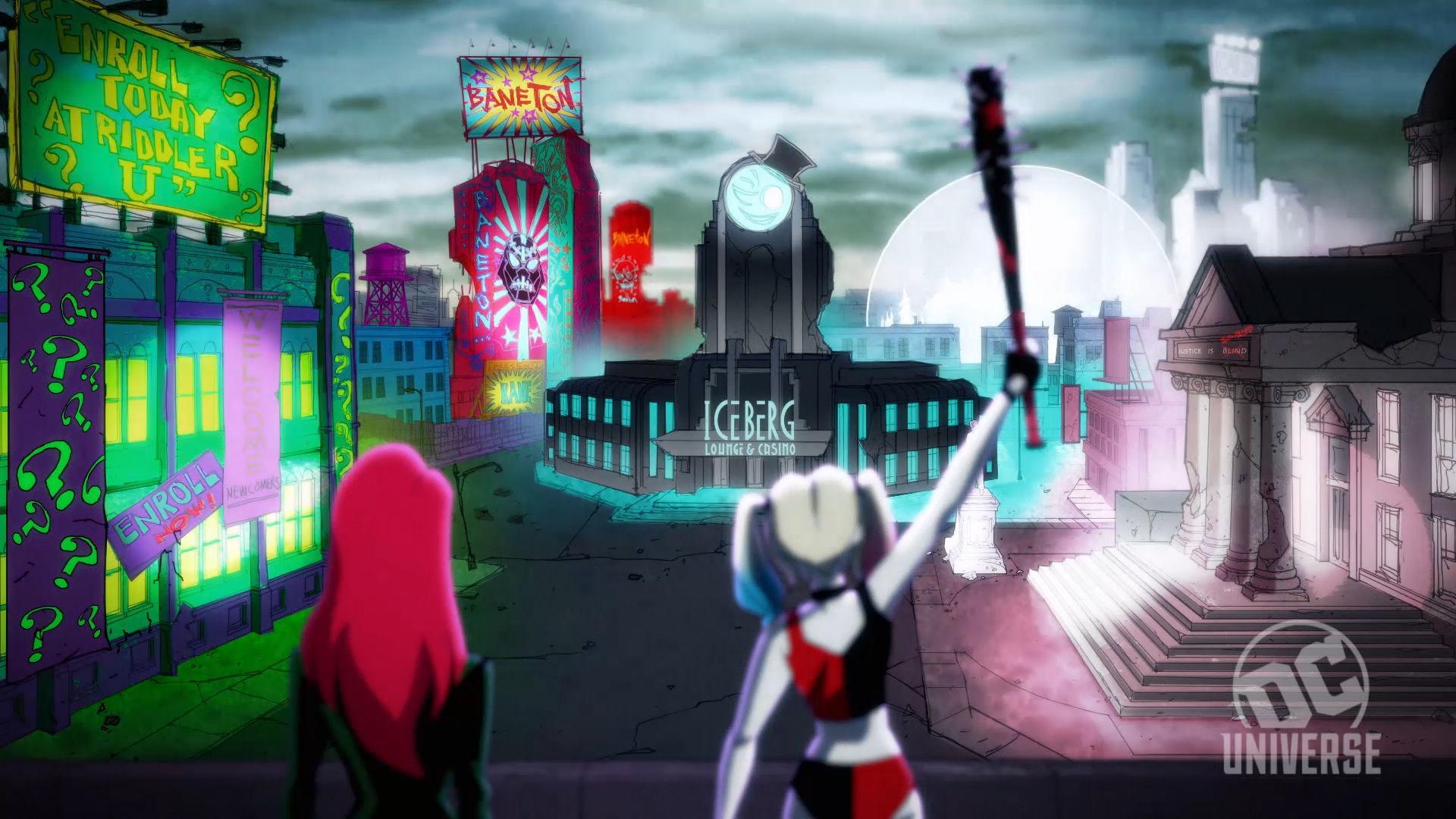 Harley Quinn — s02e01 — New Gotham