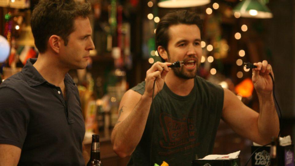 It's Always Sunny in Philadelphia — s06e01 — Mac Fights Gay Marriage