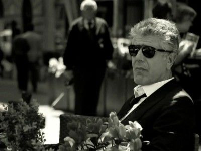 Anthony Bourdain: No Reservations — s06e20 — Rome