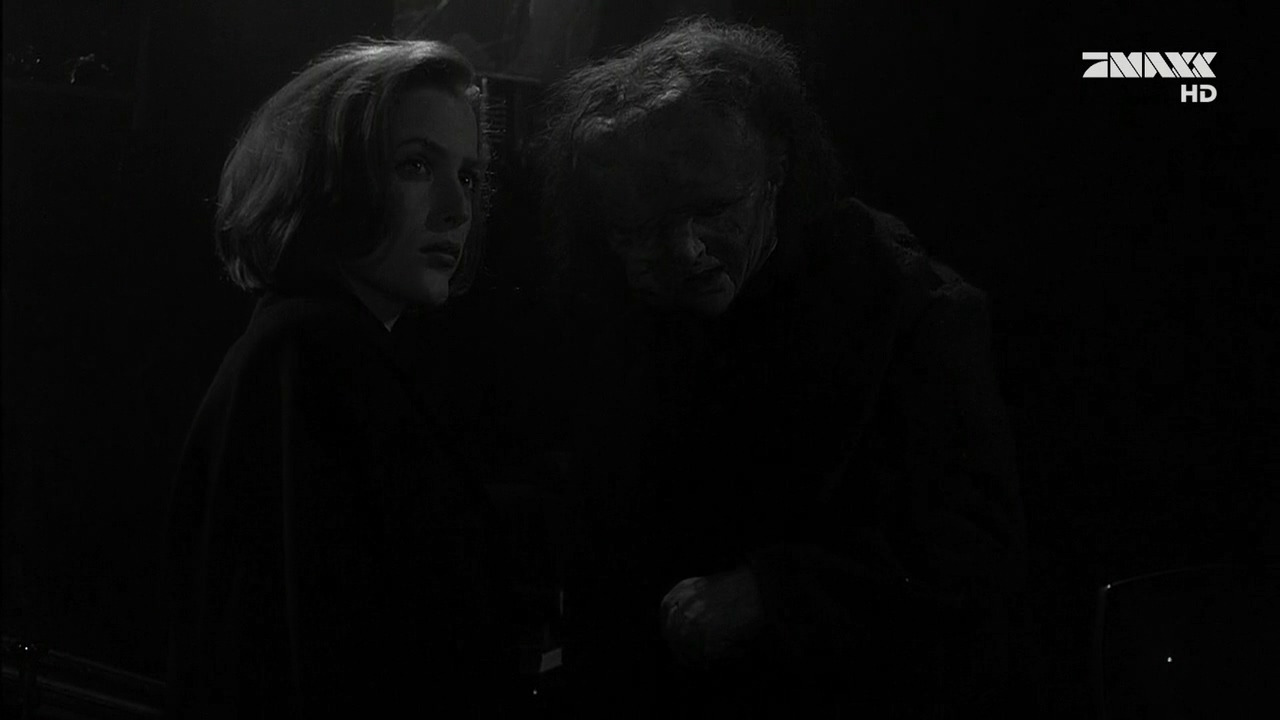 The X-Files — s05e05 — The Post-Modern Prometheus