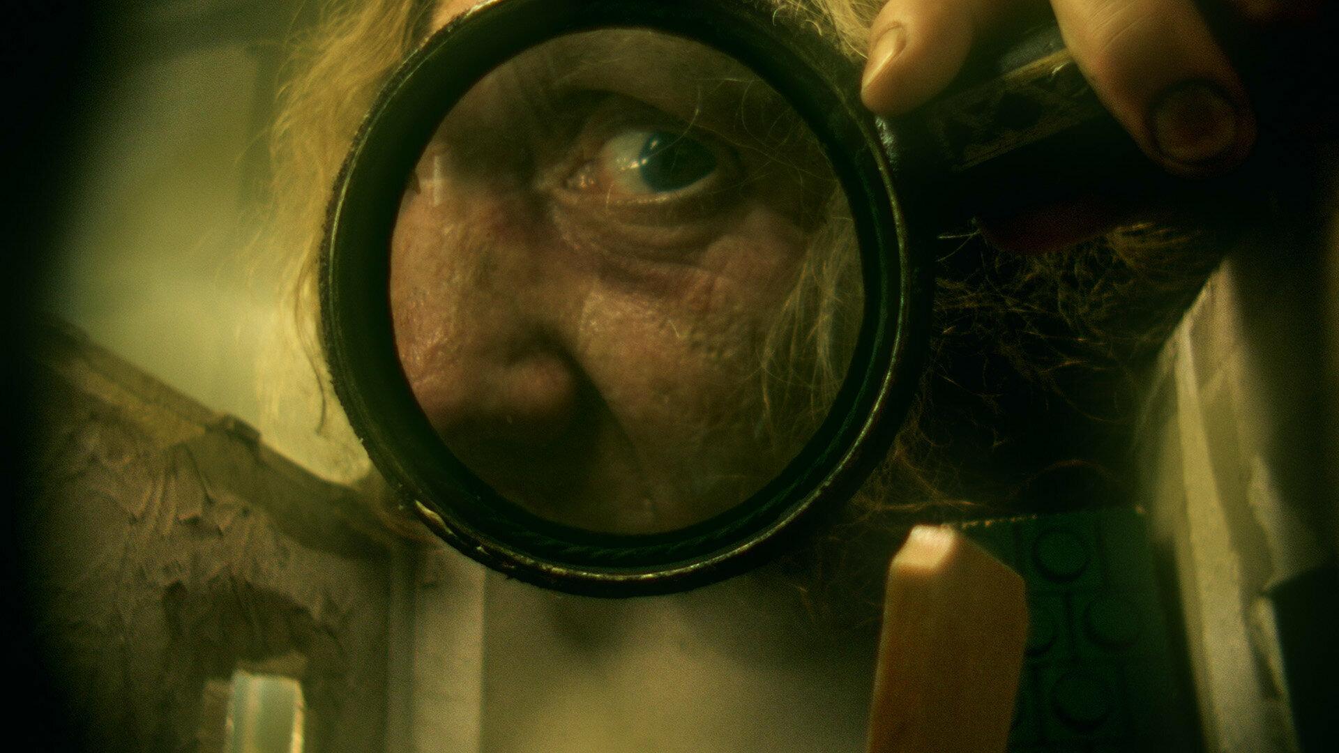 Преследуемые призраками — s03e04 — The Witch Behind the Wall