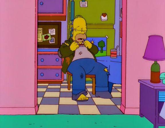 The Simpsons — s10e04 — Treehouse of Horror IX
