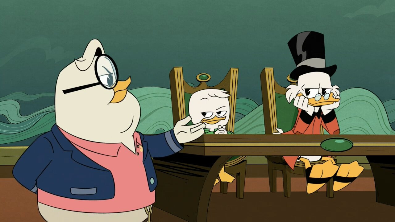 DuckTales — s03e21 — The Life and Crimes of Scrooge McDuck!