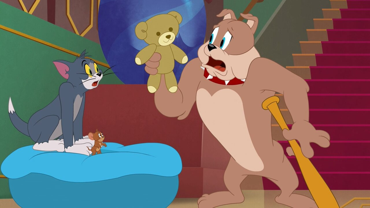 Tom and Jerry in New York — s01e25 — Ready Teddy