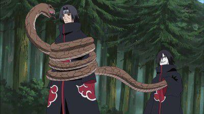 Naruto: Shippuuden — s06e02 — Eye of a Hawk