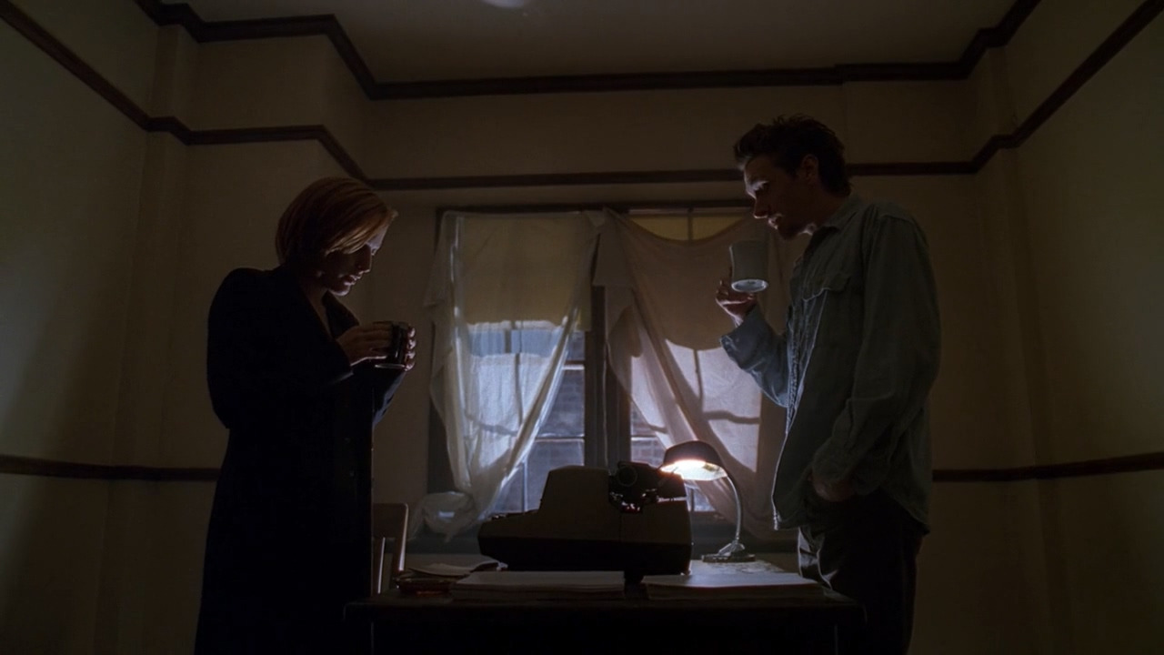 The X-Files — s06e18 — Milagro