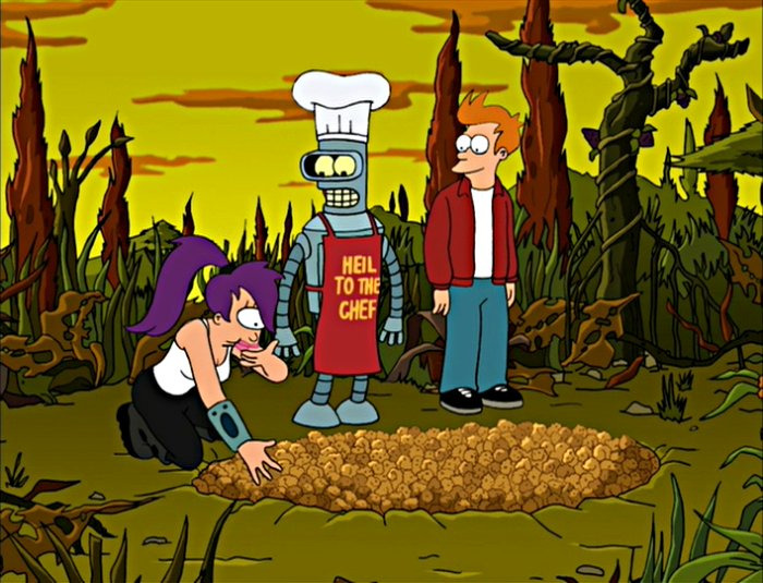 Futurama — s02e18 — The Problem with Popplers