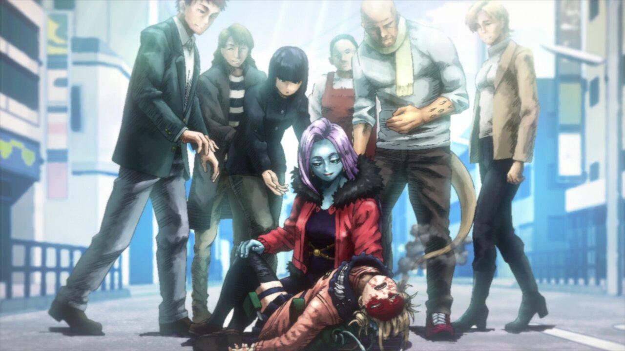 Boku no Hero Academia — s05e21 — Revival Party