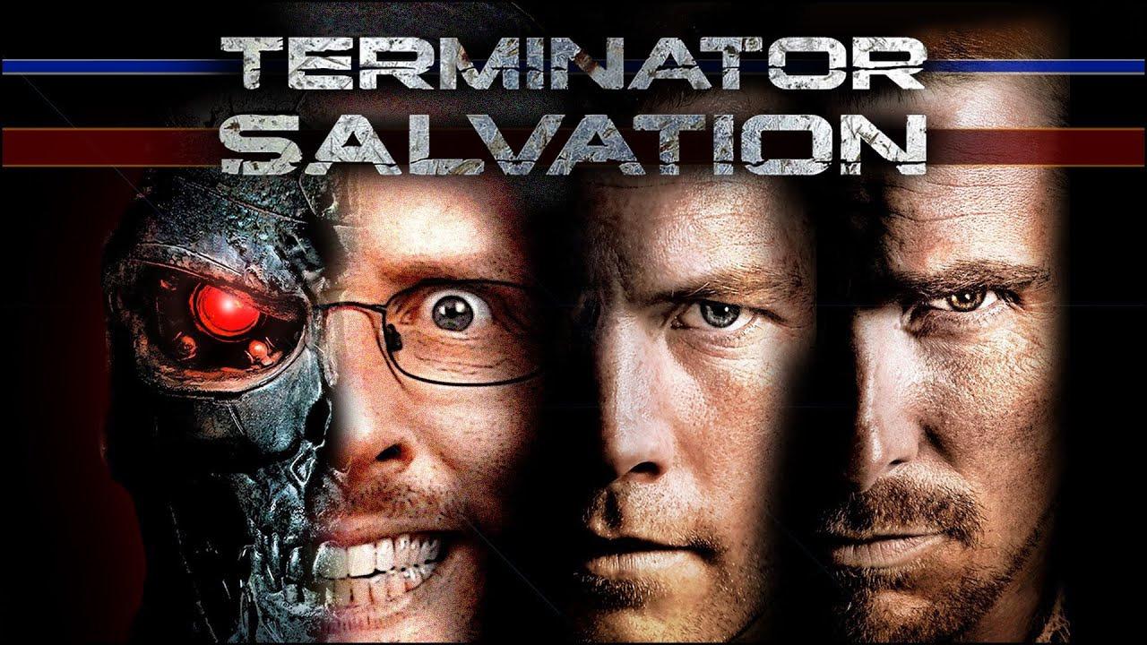 Ностальгирующий критик — s14e11 — Terminator Salvation