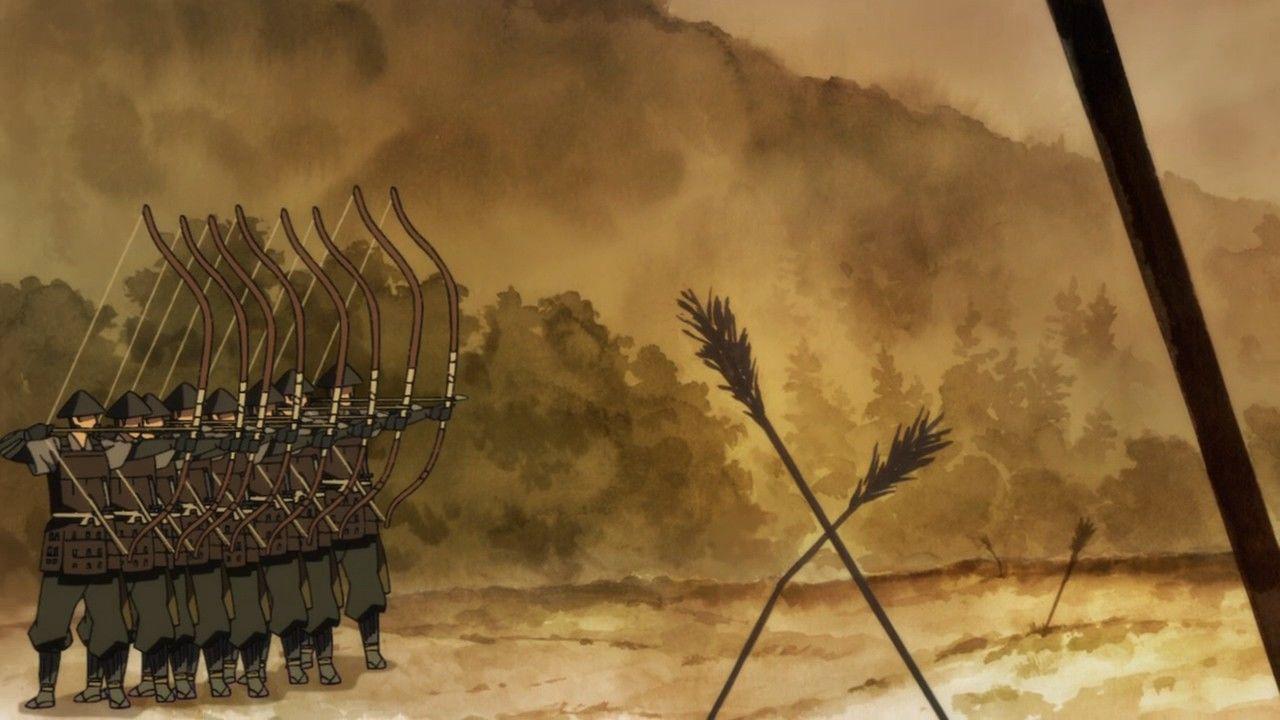 Дороро — s01e12 — The Story of Banmon, Part 2