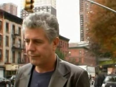 Anthony Bourdain: No Reservations — s05e08 — Disappearing Manhattan