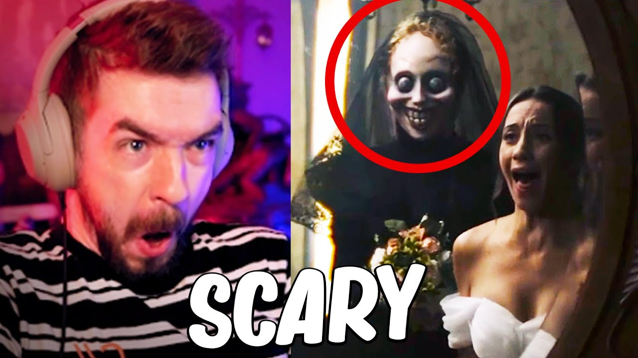 Jacksepticeye — s10e44 — Reacting To The Scariest Videos On The Internet #3