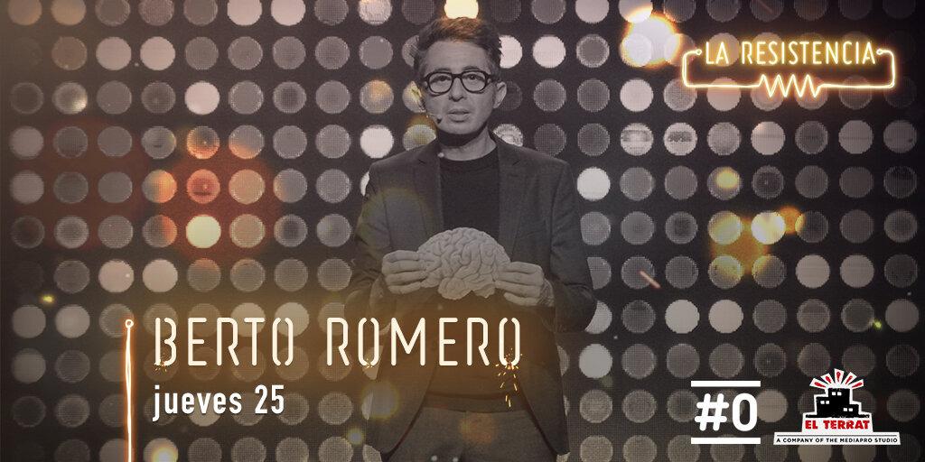 La Resistencia — s04e102 — Berto Romero