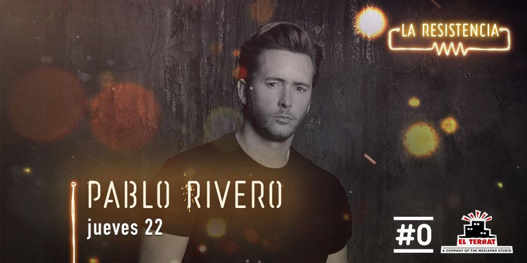 La Resistencia — s04e113 — Pablo Rivero
