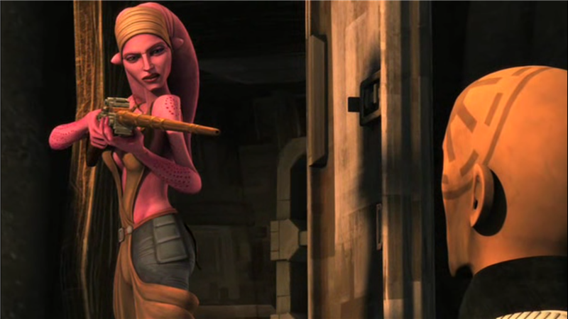 Star Wars: The Clone Wars — s02e10 — The Deserter