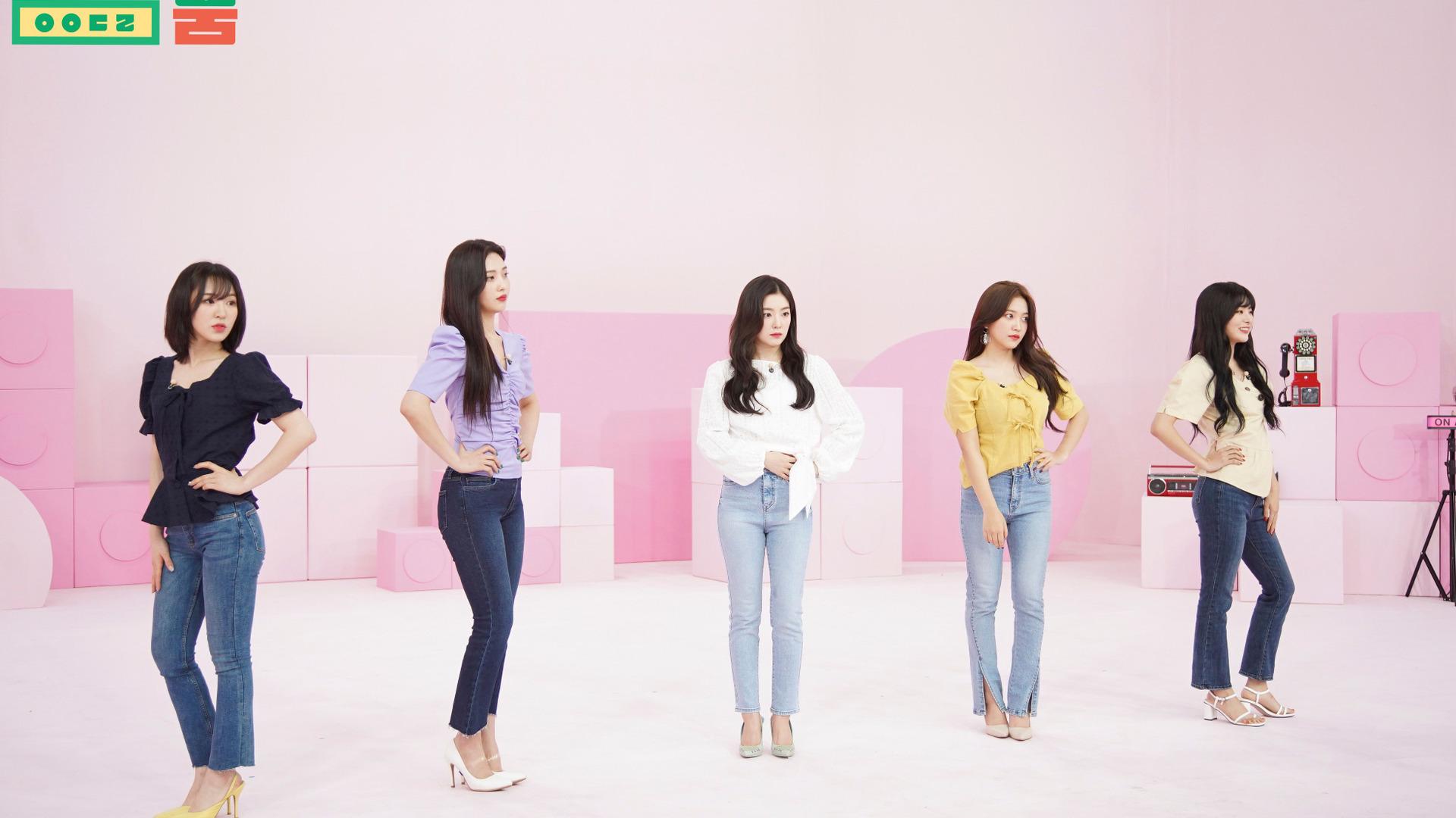 Idol Room — s02e23 — Red Velvet