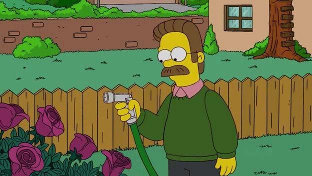 The Simpsons — s21e22 — The Bob Next Door