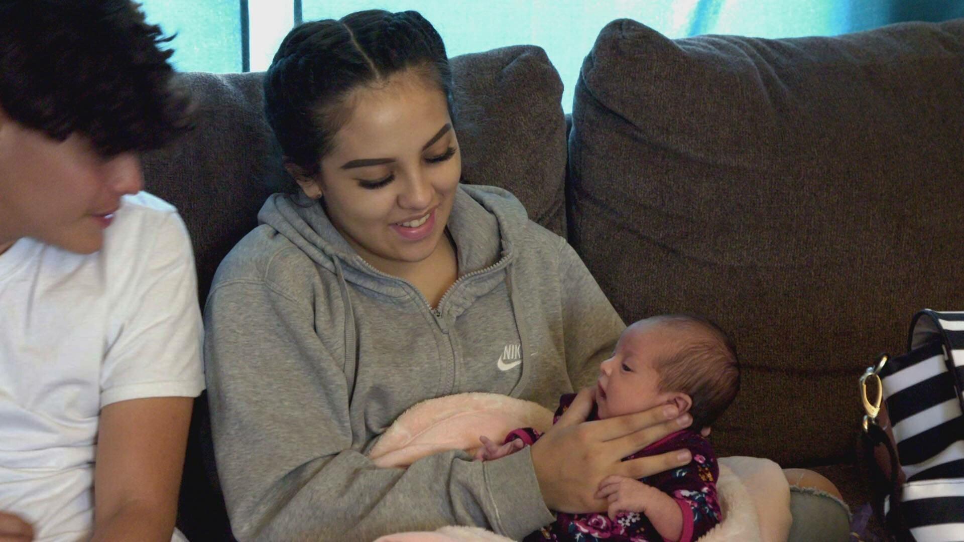 16 and Pregnant — s06e07 — Selena