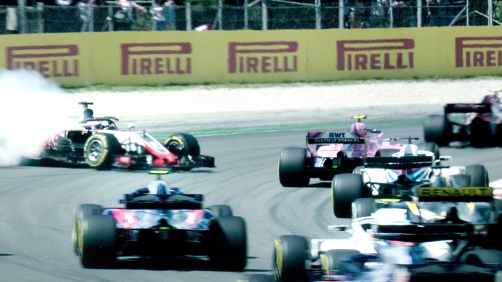 Formula 1: Drive to Survive — s02e01 — Lights Out