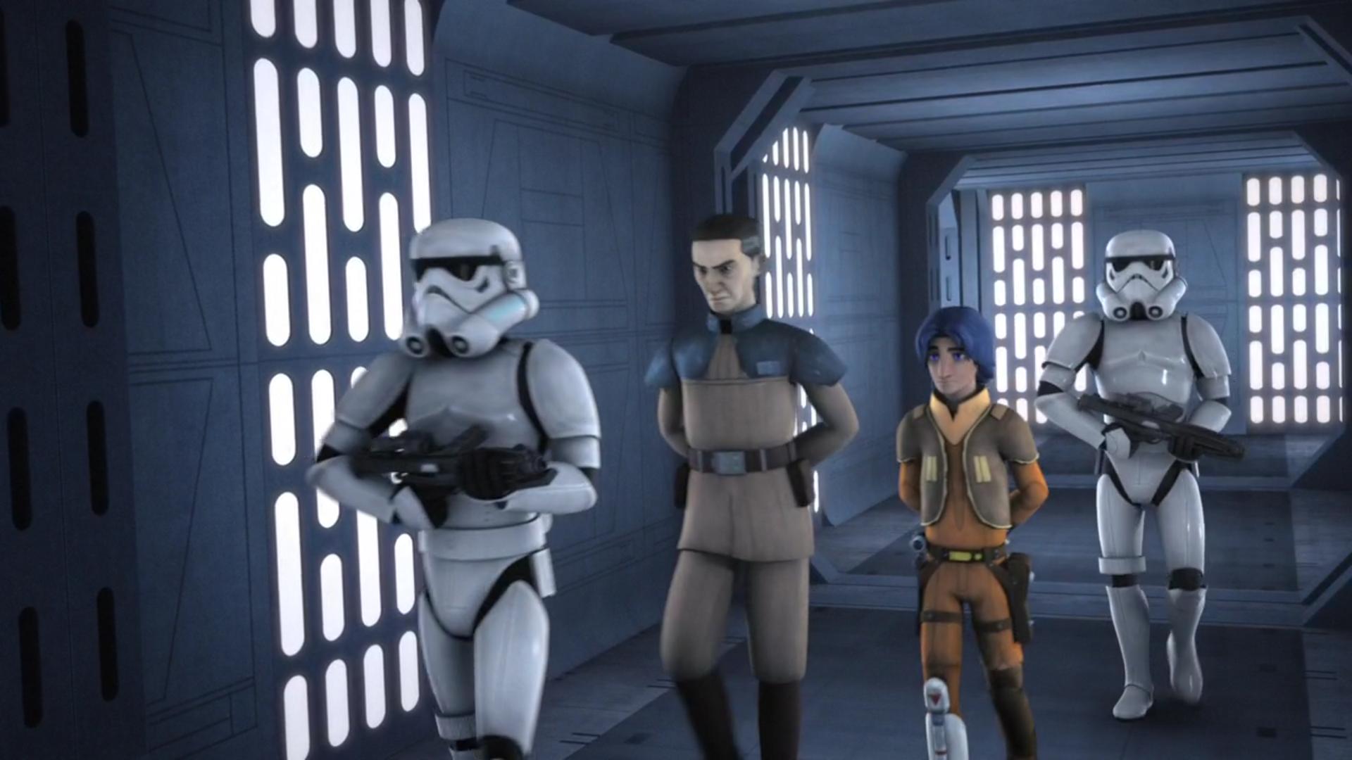 Star Wars Rebels — s02e09 — Stealth Strike