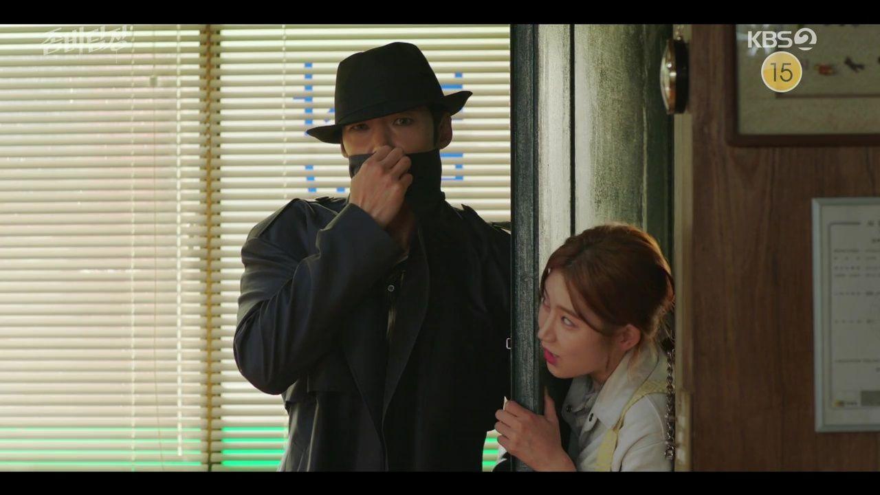 Зомби-детектив — s01e02 — Episode 2