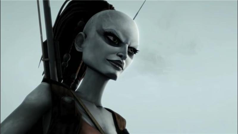 Star Wars: The Clone Wars — s02e21 — R2 Come Home