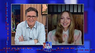 The Late Show with Stephen Colbert — s2021e54 — Amanda Seyfried, Ashley McBryde