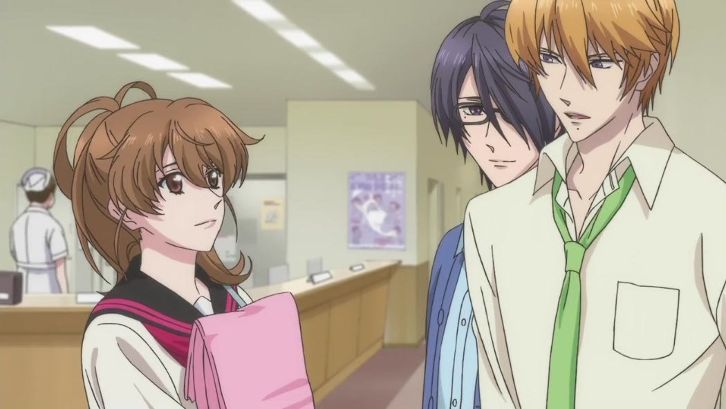Brothers Conflict — s01e08 — Nightmare