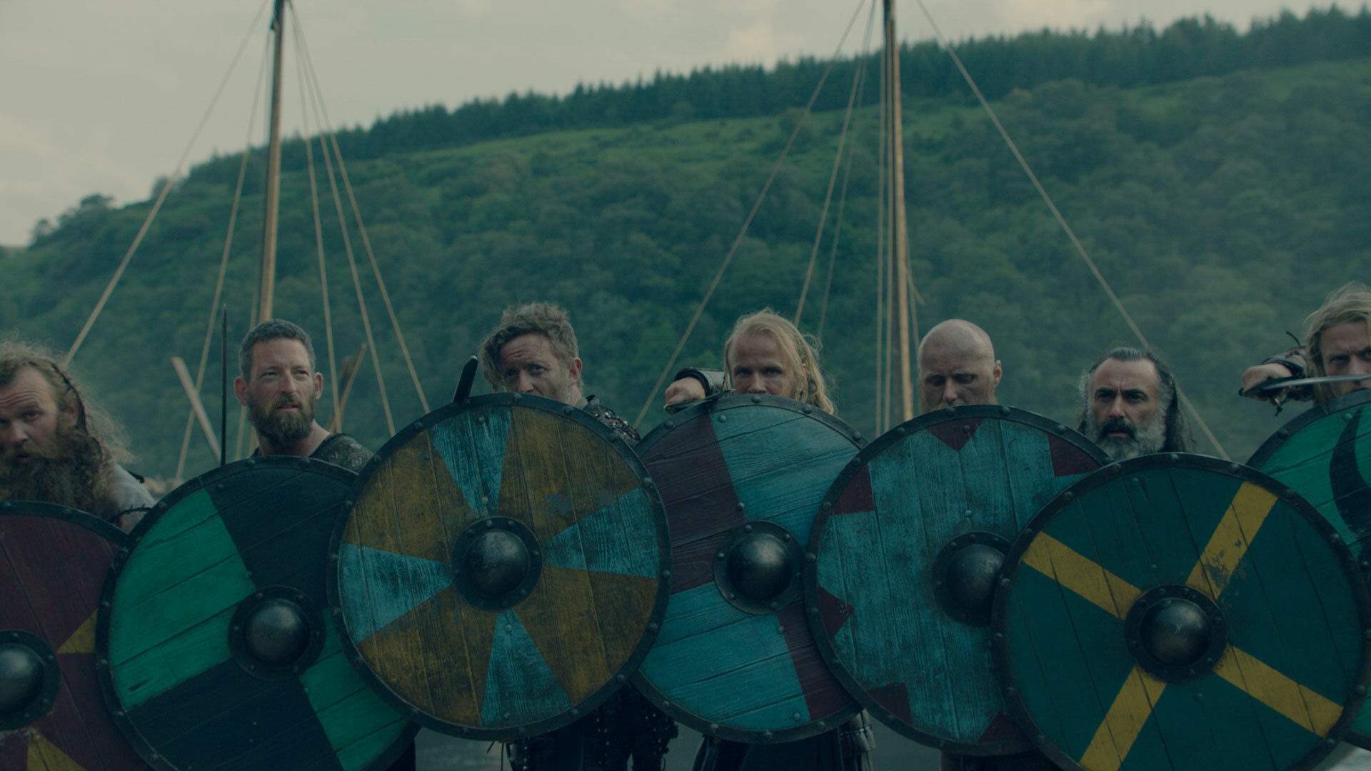Последнее путешествие Викингов — s01e01 — Emigranterna
