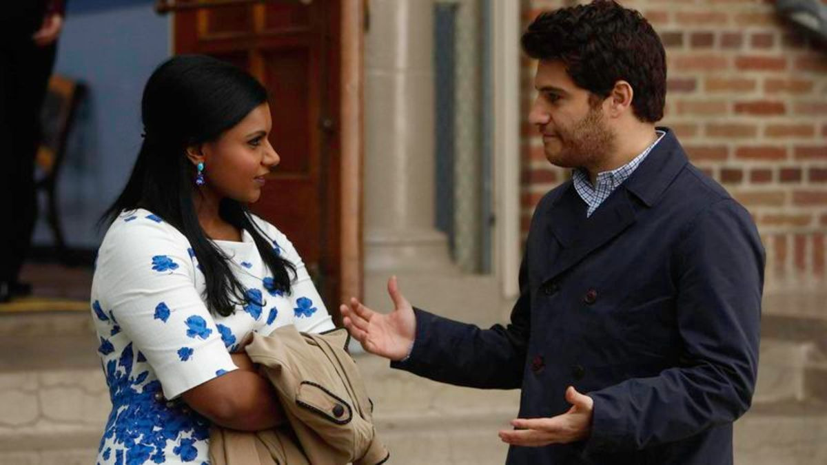 The Mindy Project — s02e19 — Think Like a Peter