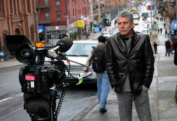 Anthony Bourdain: No Reservations — s05e14 — Down on the Street
