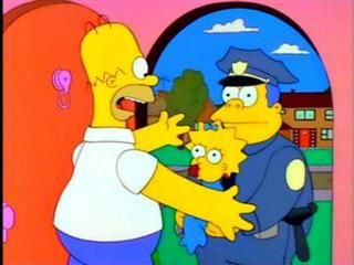 The Simpsons — s03e15 — Homer Alone