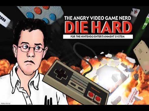 Злостный видеоигровой задрот — s02e11 — Die Hard