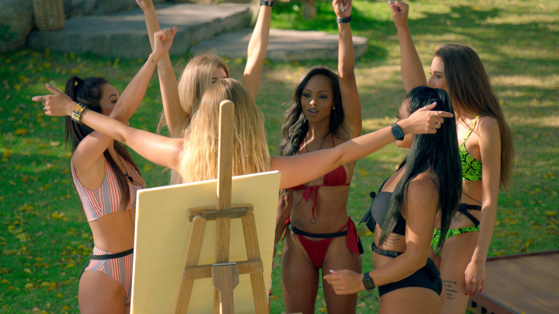 Too Hot to Handle — s01e07 — Sisters Over Misters