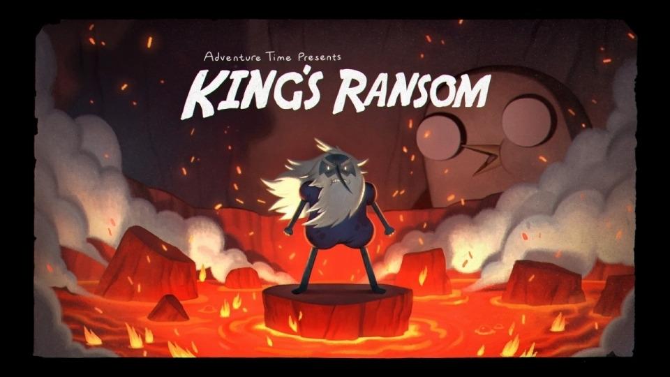 Время приключений — s07e20 — A King's Ransom