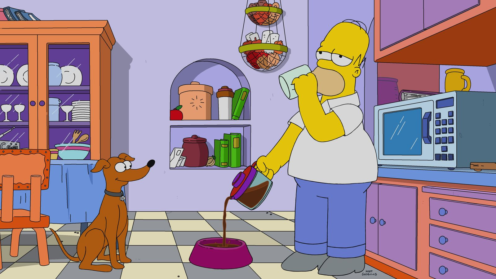 The Simpsons — s32e05 — The 7 Beer Itch