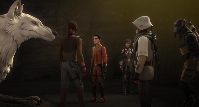 Star Wars Rebels — s04e07 — Kindred
