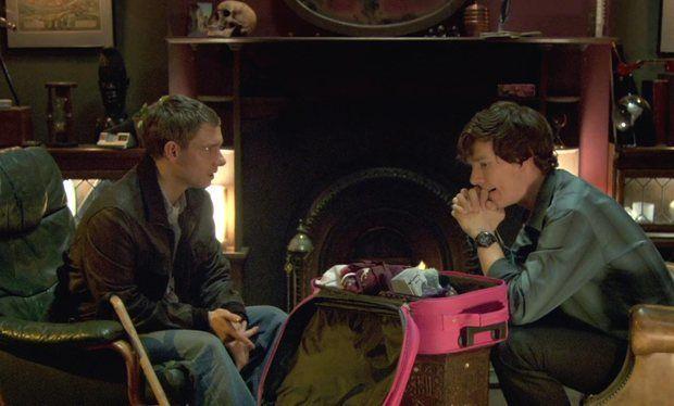 Шерлок — s01e01 — A Study in Pink