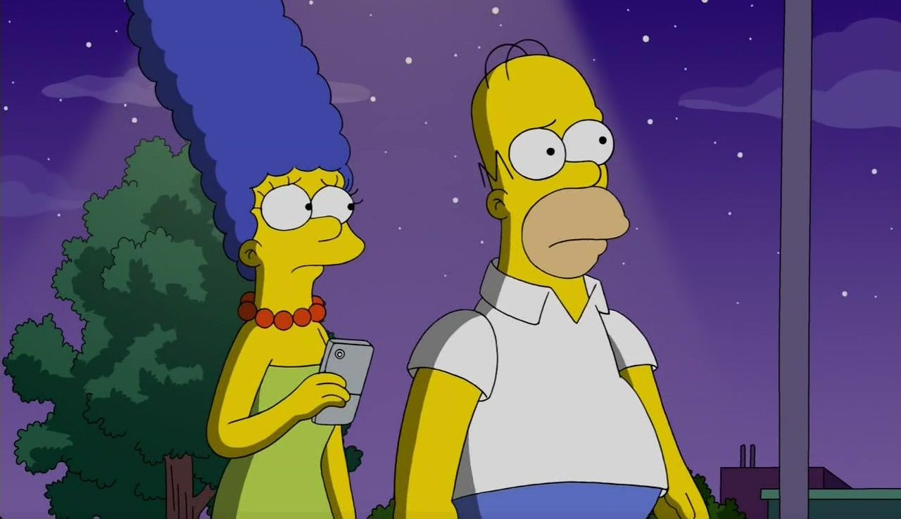 The Simpsons — s28e18 — A Father's Watch