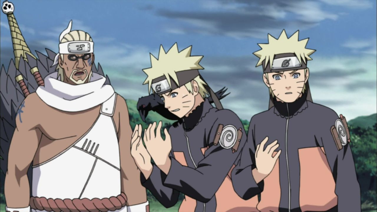 Naruto: Shippuuden — s14e04 — The Acknowledged One