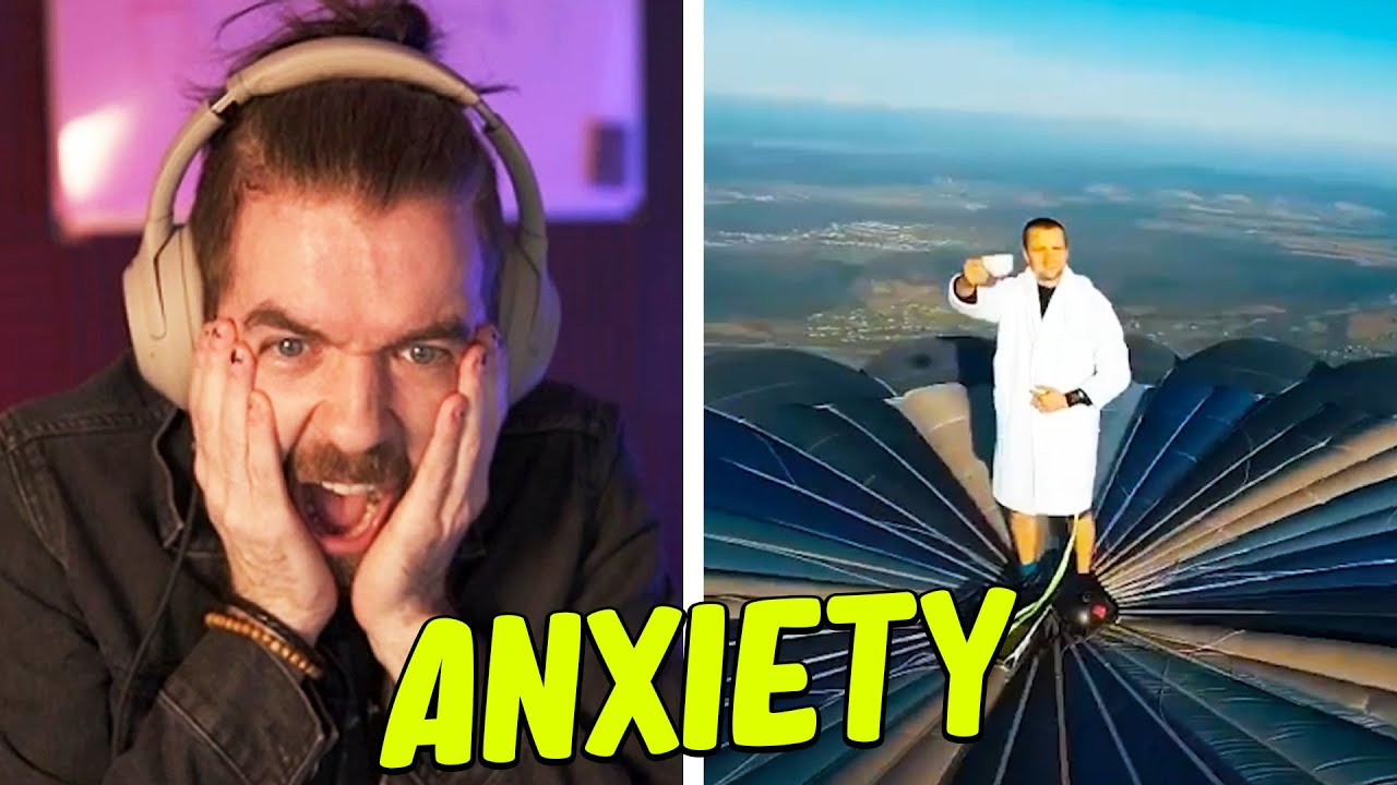 Jacksepticeye — s10e36 — Try Not To Get Anxious Challenge #4