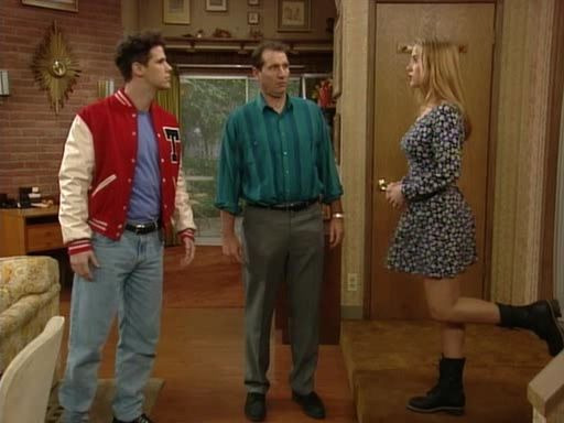 Married... with Children — s08e25 — Al Goes Deep