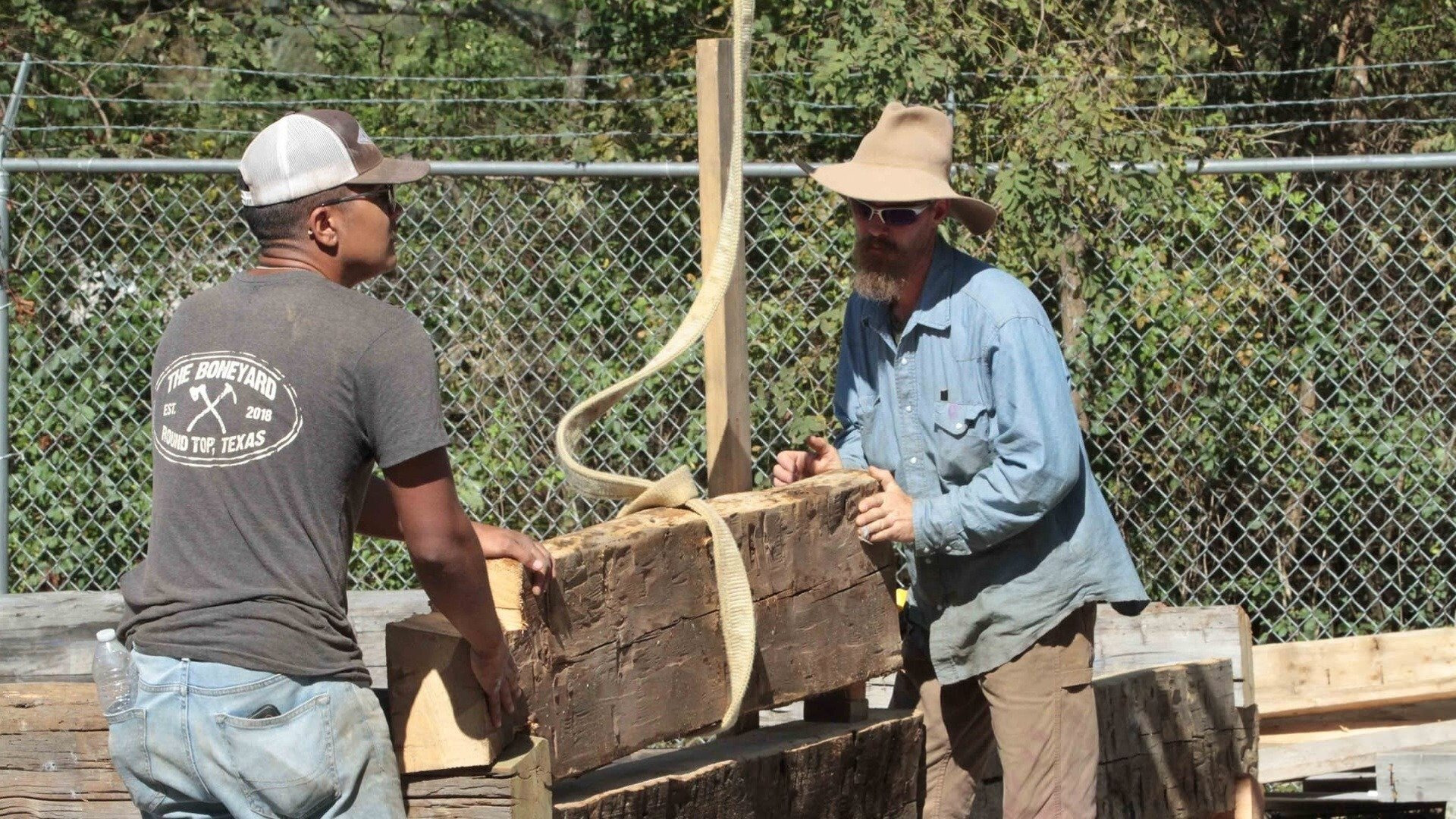 Barnwood Builders — s11e01 — Human Resources
