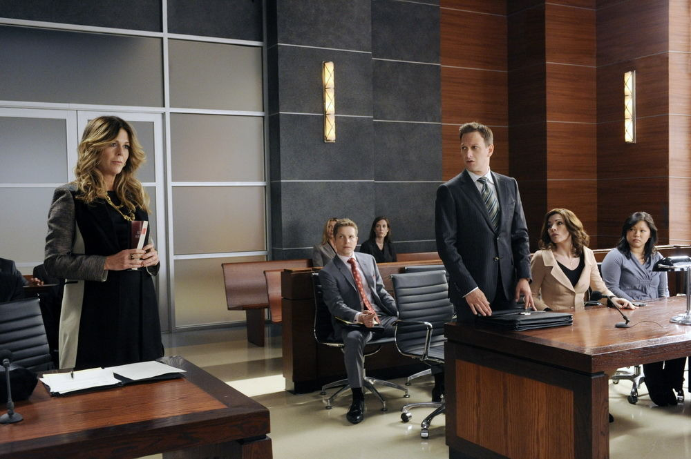 The Good Wife — s04e03 — Two Girls, One Code