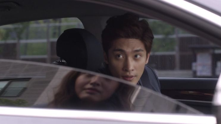 Noble, My Love — s01e15 — Confidentiality Agreement, No Physical Contact, No Invasion of Privacy