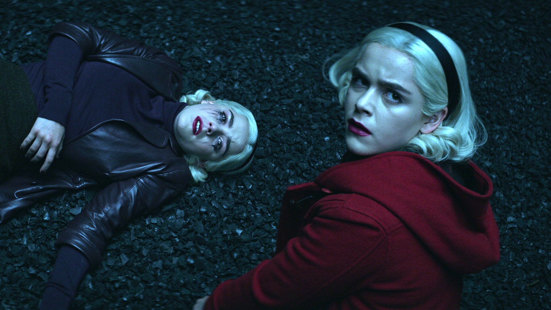Chilling Adventures of Sabrina — s04e01 — Chapter Twenty-Nine: The Eldritch Dark