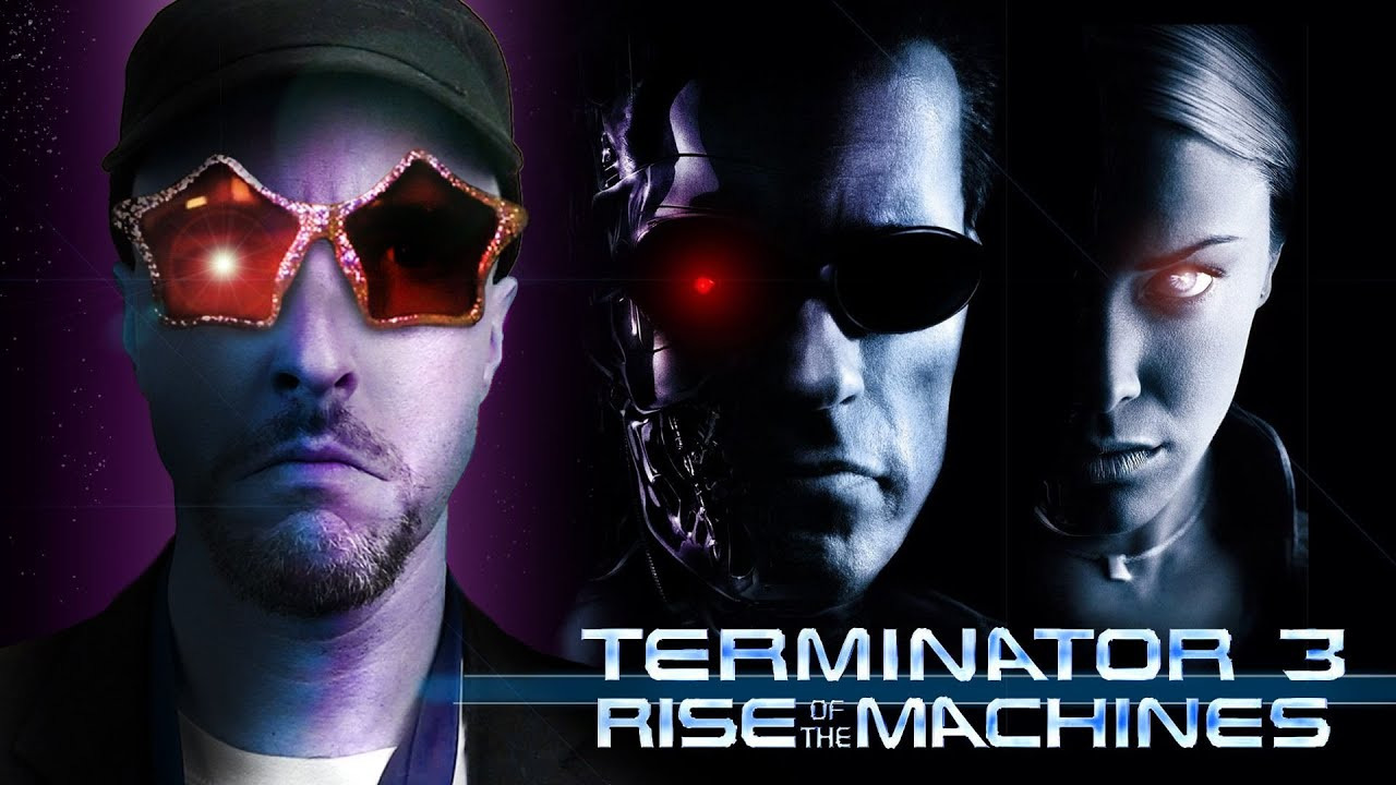 Ностальгирующий критик — s14e10 — Terminator 3: Rise of the Machines