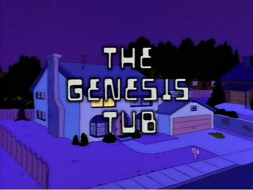 The Simpsons — s08e01 — Treehouse of Horror VII